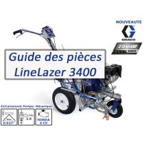 Schéma pièces détachées LineLazer 3400 Graco