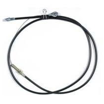 Cable déverrouillage roulette avant