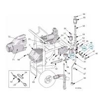 Kit de réparation valve de purge