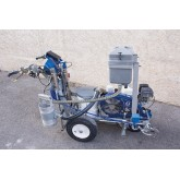 Kit cuve 45 Kg de billes montage machine airless