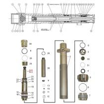 Piston pompe SL810/SL1100/1500 - AIRLESSCO