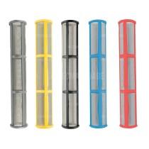 Filtre à peinture nylon 30,50,60,100,200 mesch 244067